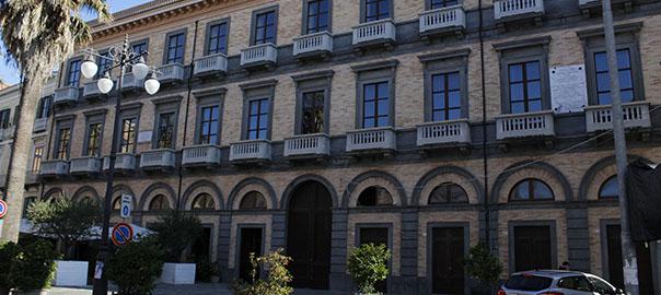 Palazzo Gagliardi a Vibo