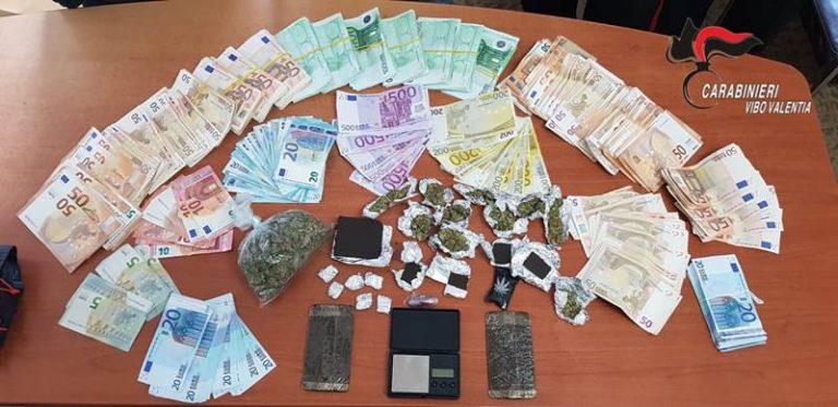 Hashish e marijuana a Nicotera, lasciano il carcere due fratelli