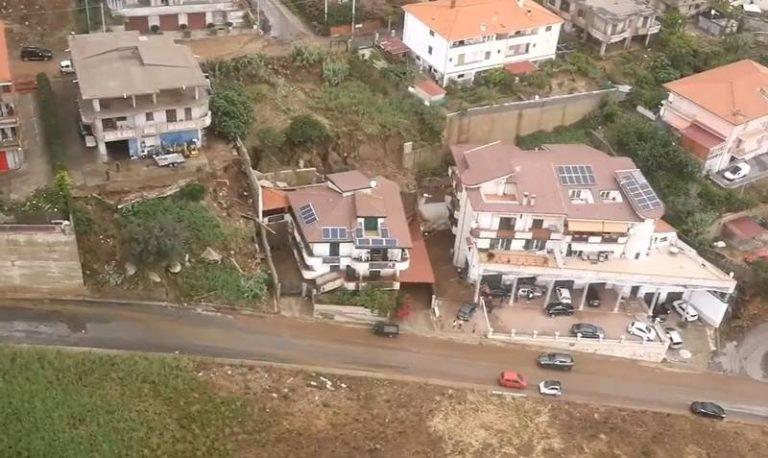 Alluvione a Nicotera e Joppolo, in volo sui luoghi del disastro (VIDEO)