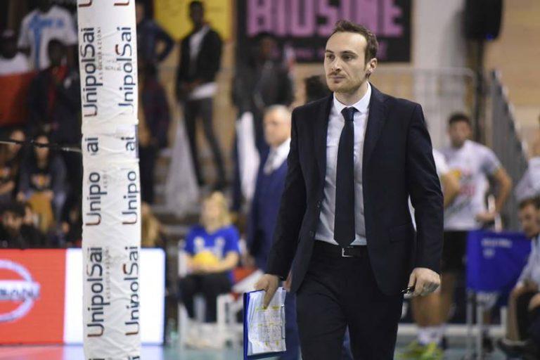 Superlega, Antonio Valentini approda a Ravenna da viceallenatore