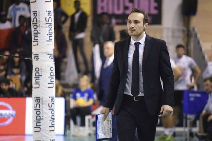 Antonio Valentini nuovo coach di Vibo