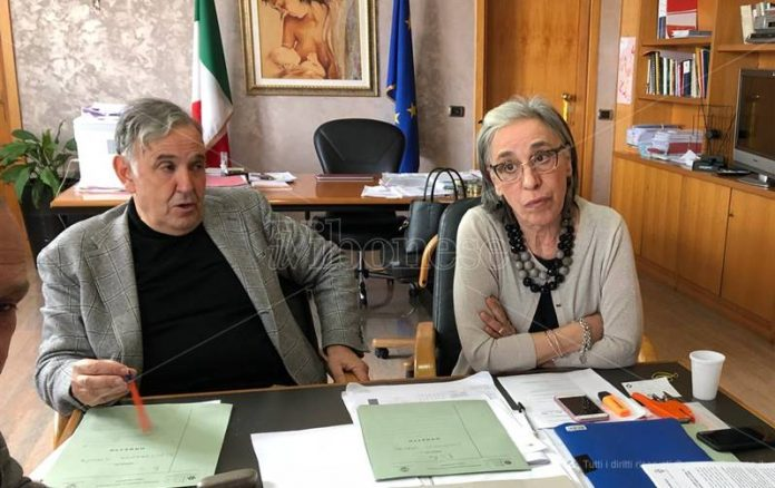 Michelangelo Miceli e Angela Caligiuri
