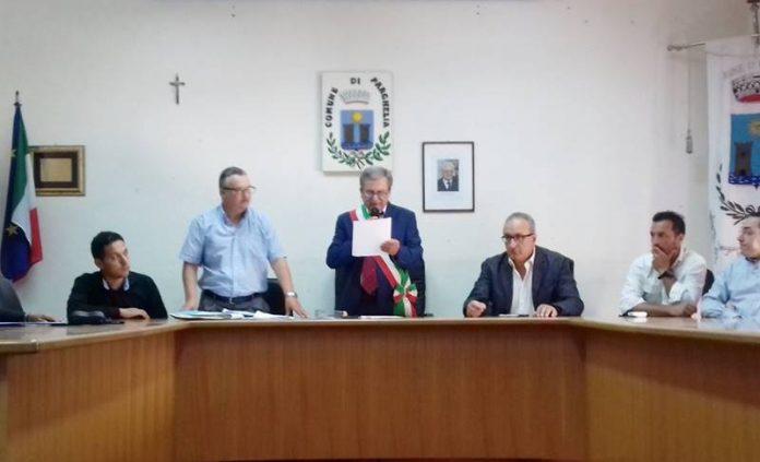 Il consiglio comunale di Parghelia