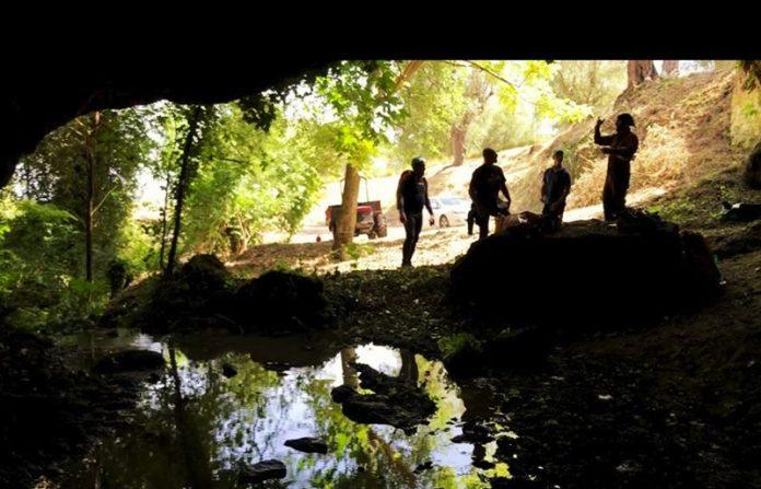 Grotta Faracò a Paradisoni