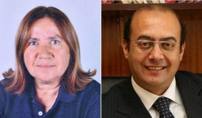 Rosetta Mazzeo e Fortunato Giordano