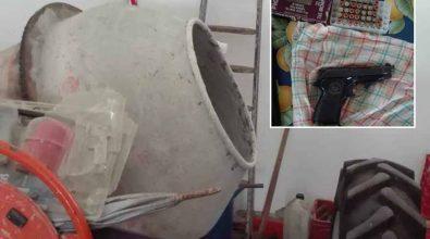 Pistola nella betoniera a Briatico, una condanna