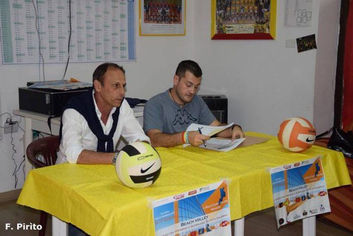Serrao e Mazza in conferenza stampa