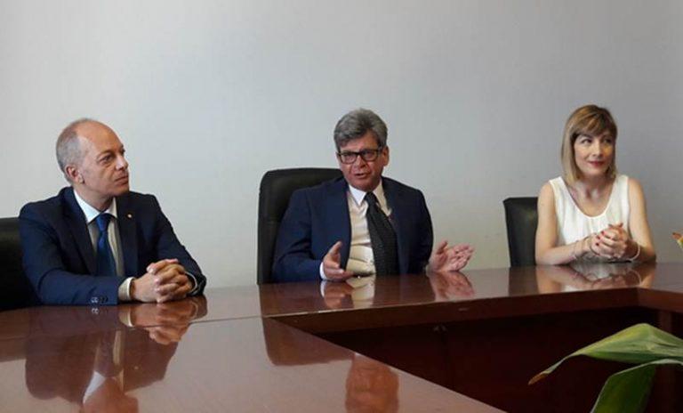Il nuovo prefetto di Vibo Giuseppe Gualtieri operativo e pronto alla sfida (VIDEO)