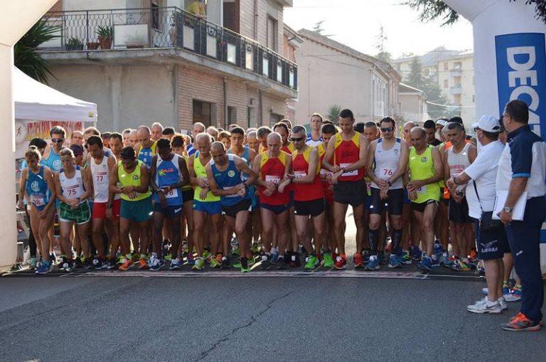 Corsa su strada, il meglio dell'atletica calabrese si è dato battaglia a San Costantino