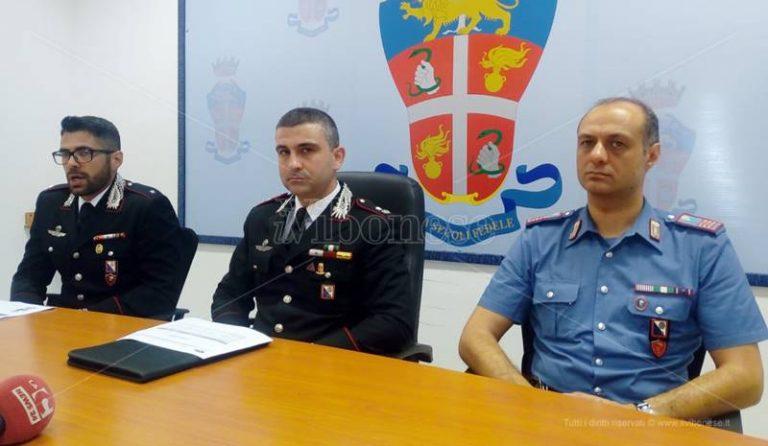 Sicurezza stradale, giro di vite dei carabinieri lungo la costa vibonese (VIDEO)