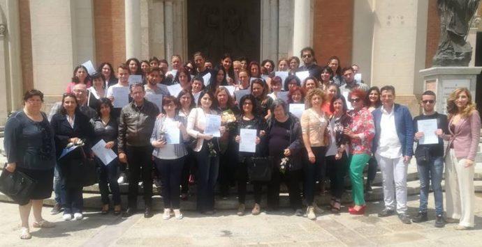 Caregivers e assistenti per anziani, concluso a Mileto il corso di formazione