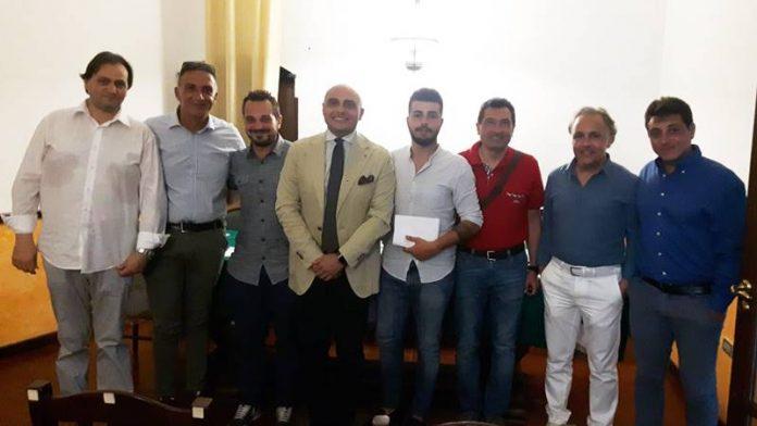 Il nuovo Comitato provinciale Csain