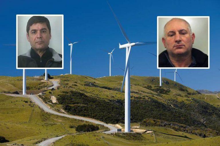"""Operazione """"Via col vento"""" sull'eolico: quattro condanne"""