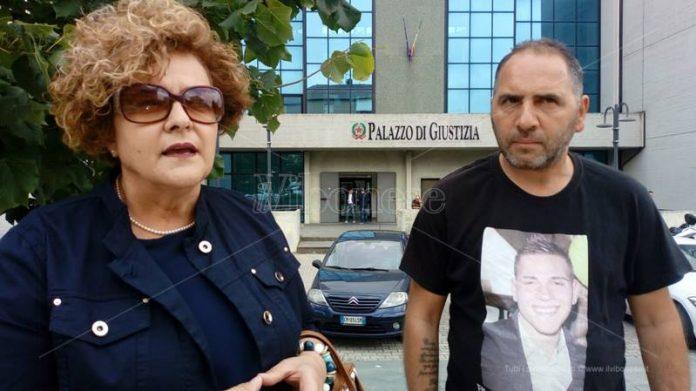 L'avvocato Fronte con Martino Ceravolo