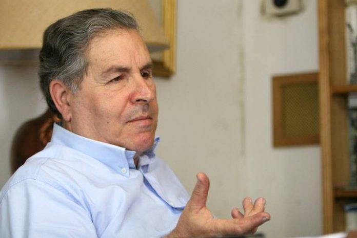 L'ex presidente della Provincia Bruni