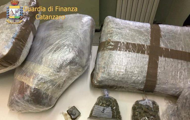 Narcotraffico di mille chili di marijuana: annullata l'ordinanza per 63enne di Zambrone