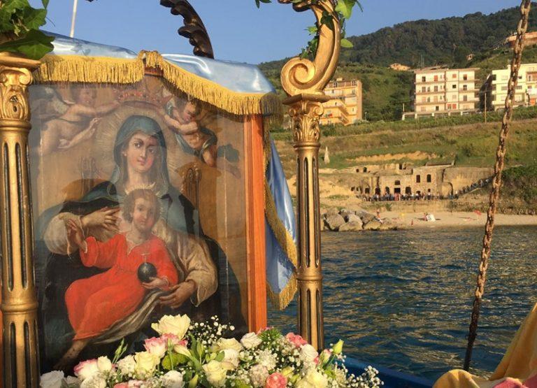 Pizzo, la festa della Madonna di Piedigrotta tra leggenda e fede
