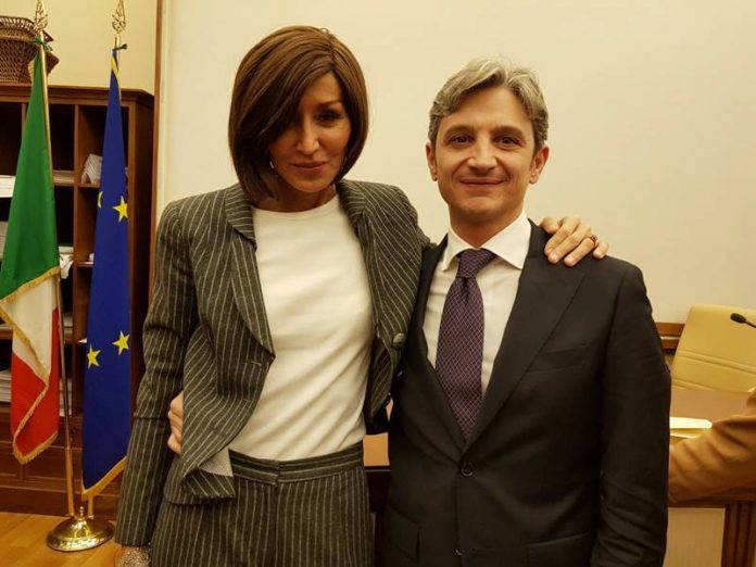 Mangialavori con Anna Maria Bernini