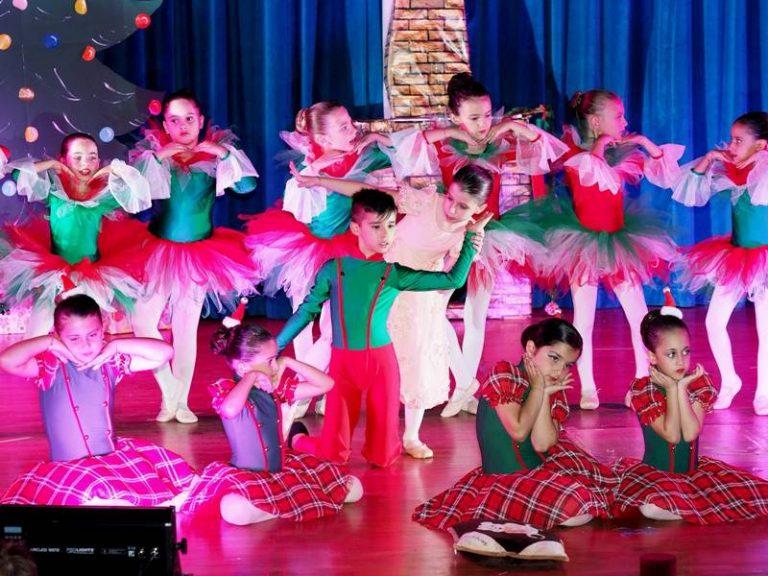 """Applausi a scena aperta per la scuola di danza """"Margot Fonteyn"""" di Vibo Marina"""