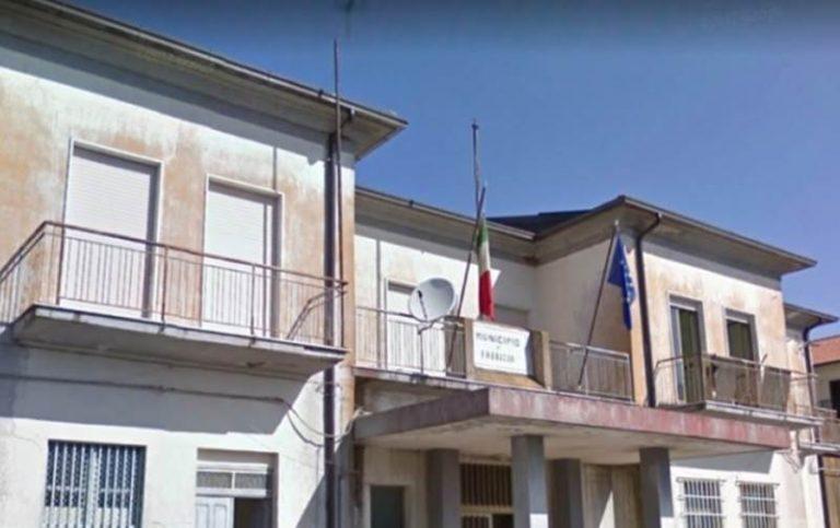 Concorso per istruttore amministrativo, polemiche a Fabrizia