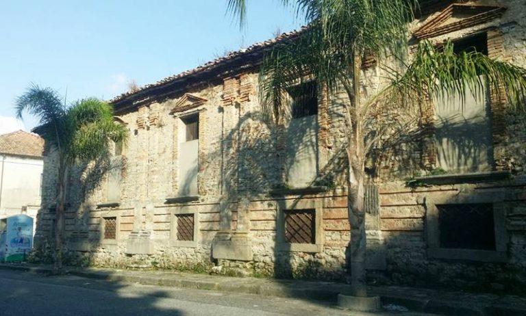 Ex Palazzo vescovile di Mileto, si interessa il MiBact