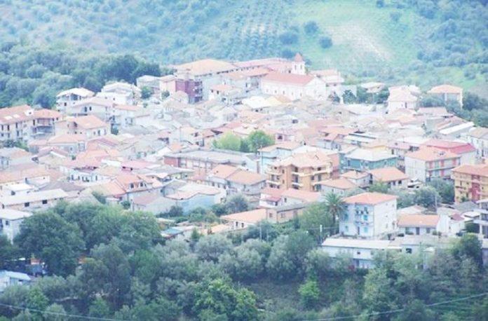 Un panorama di Piscopio