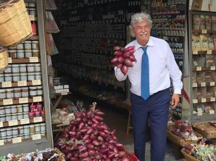 Antonio Razzi a Tropea