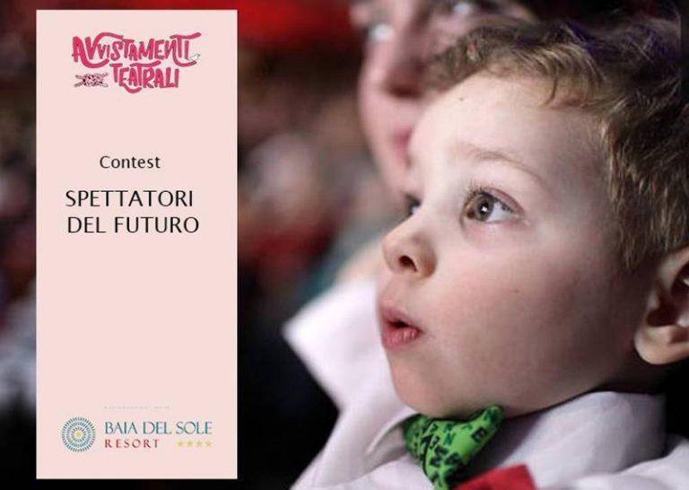 """Avvistamenti teatrali a Ricadi, al via il contest """"Spettatori del futuro"""""""
