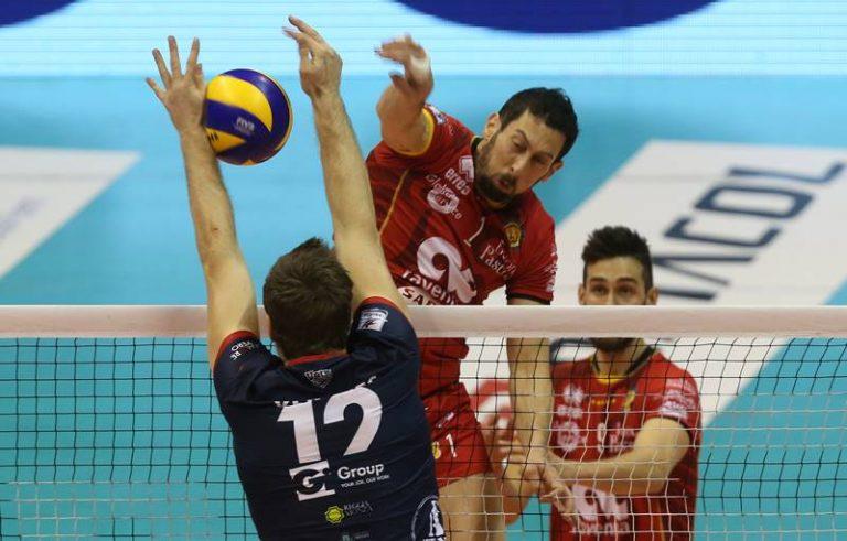 Superlega, la Tonno Callipo al centro punta sull'esperto Stefano Mengozzi