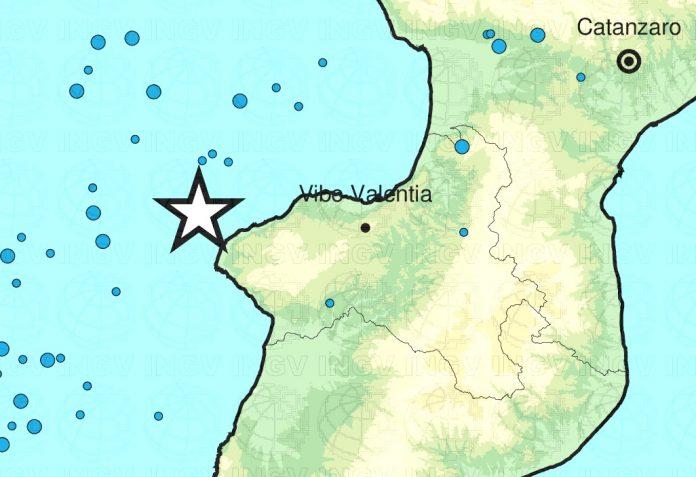 La localizzazione del sisma