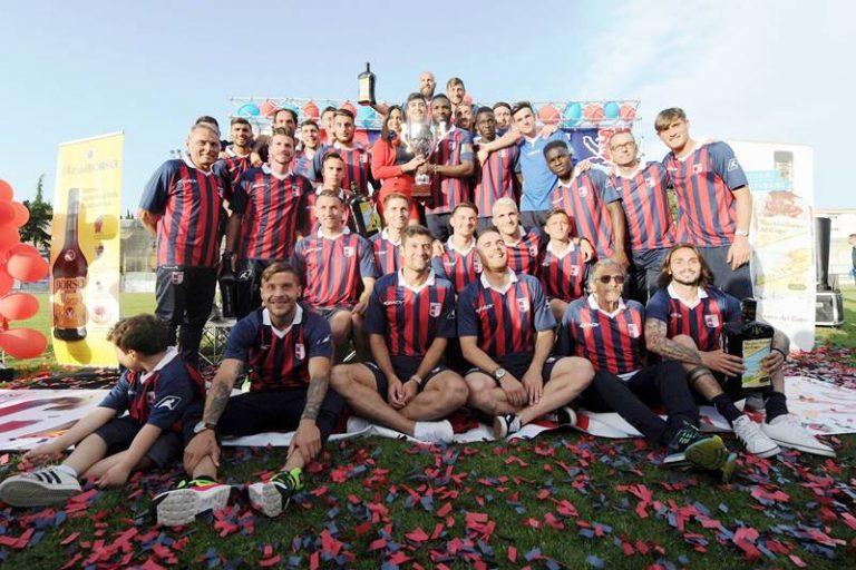 Oscar del calcio, alla Vibonese il premio come miglior squadra di Serie D