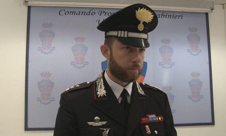 Carabinieri: il capitano Piermarco Borettaz lascia la Compagnia di Vibo (VIDEO)