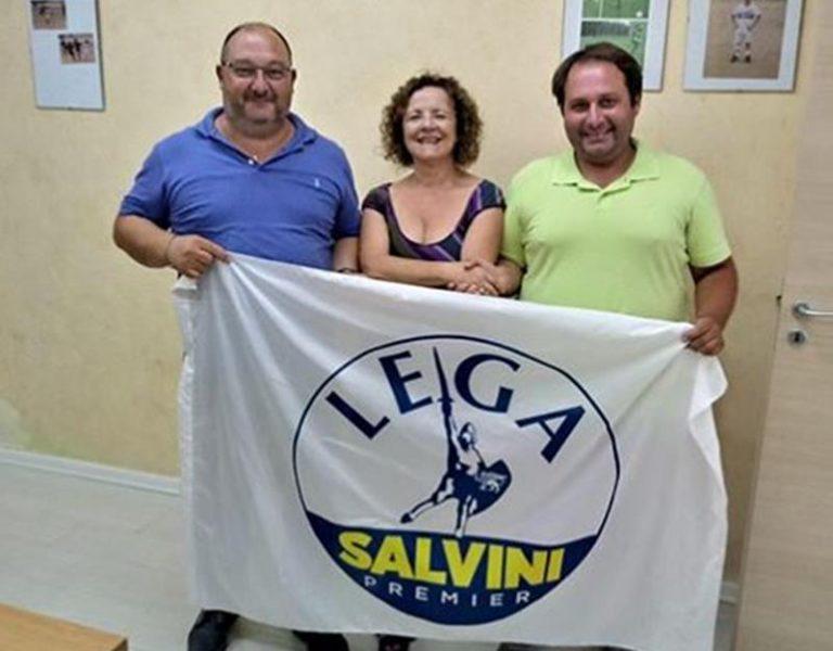 La Lega mette radici a Vibo Valentia, entra Cesella Gelanzè
