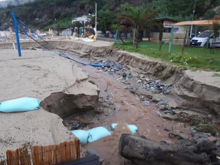 Maltempo e danni a Nicotera e Joppolo, la Regione istituisce il tavolo tecnico