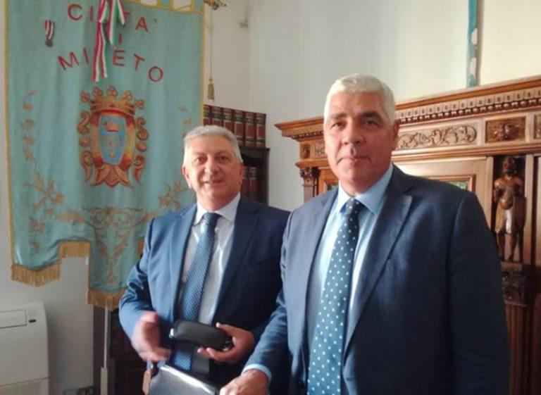 Comune di Mileto: al via ufficialmente la gestione commissariale