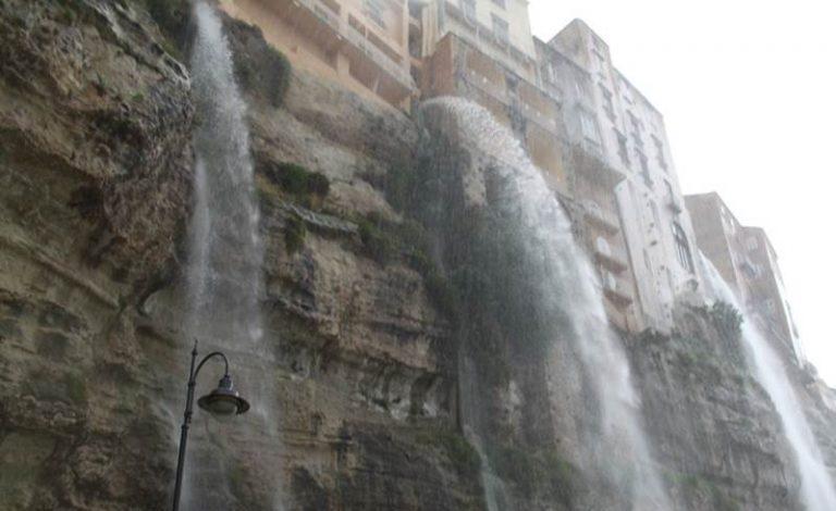Maltempo a Tropea, inizia la conta dei danni per tornare alla normalità