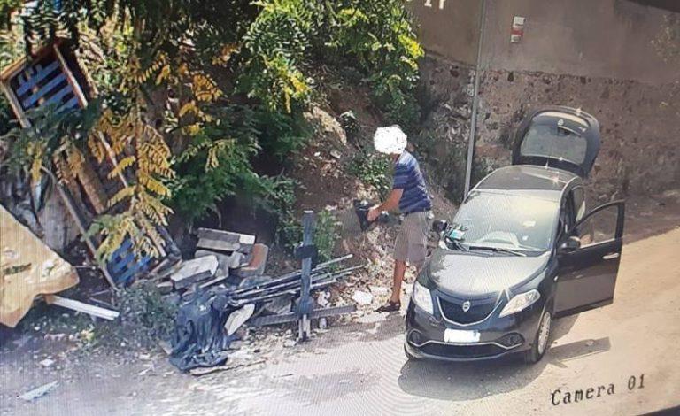 Pizzo, il Comune smaschera gli incivili: pioggia di multe in arrivo