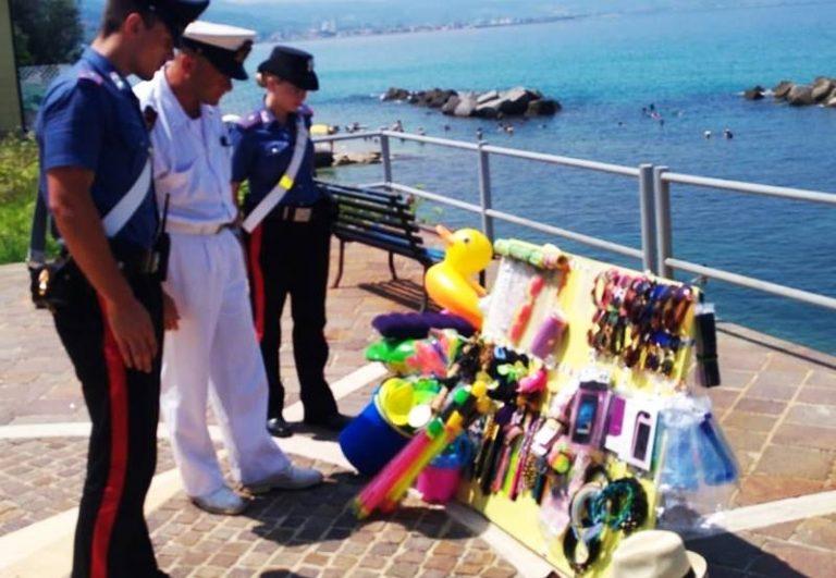 Contrasto a contraffazione e abusivismo nel Vibonese, sanzioni per 80mila euro