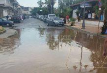 La situazione a Nicotera Marina