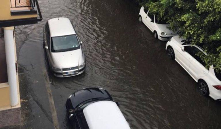 Allagamenti a Vibo Marina, Roschetti: «C'è l'acqua alta ma non siamo a Venezia»