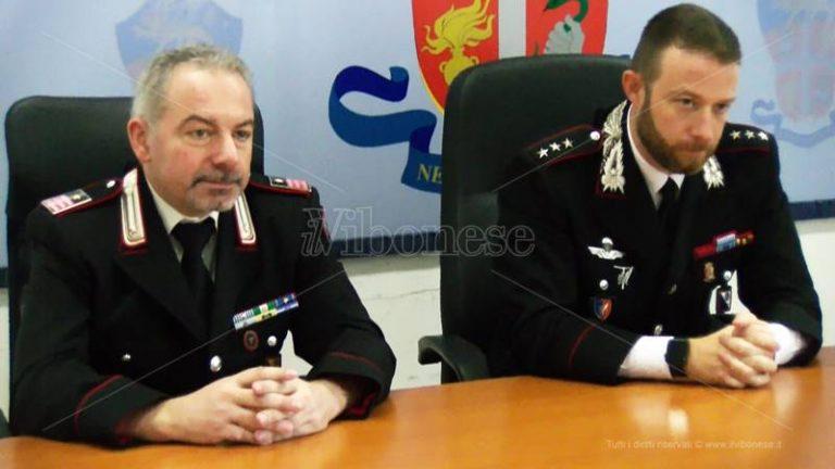 Carabinieri, Riccardo Astorina nuovo comandante della Stazione di Vibo (VIDEO)