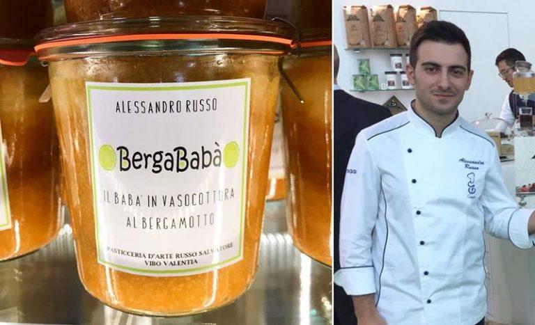 """Da bergamotto e vasocottura nasce il """"Bergababà"""": ecco l'idea di un pasticcere di Vibo"""