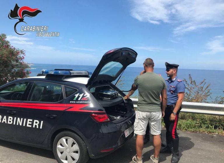 Ferragosto sicuro, controlli a tappeto dei carabinieri nel Vibonese