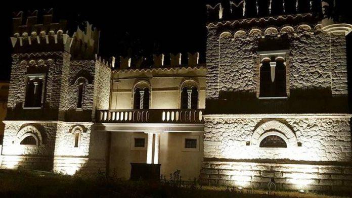 Il Castello Galluppi a Caria di Drapia