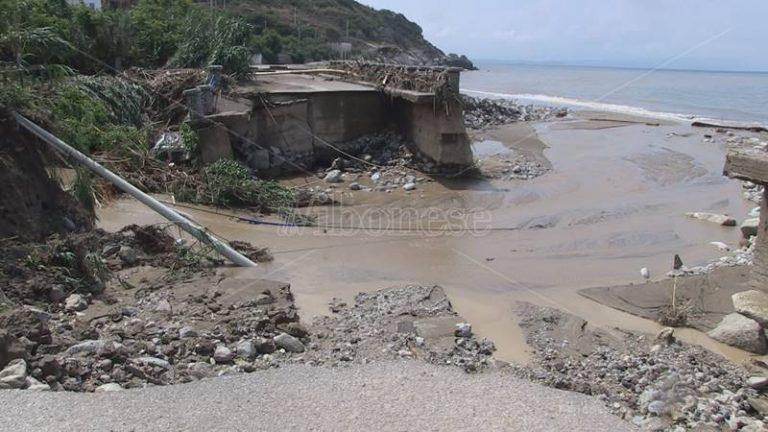 Alluvione a Nicotera e Joppolo, il Cdm delibera lo stato di emergenza