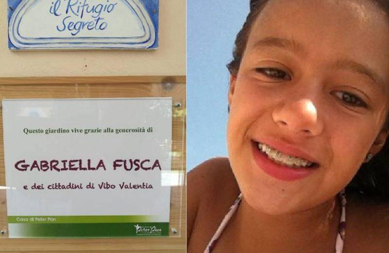 """Donazione di 7.000 euro alla """"Casa di Peter Pan"""" nel nome della piccola Gabriella Fusca"""