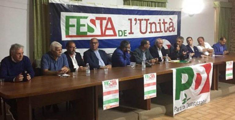 Festa dell'Unità a Serra San Bruno, Guccione: «La sconfitta alle prossime regionali è scontata» (VIDEO)
