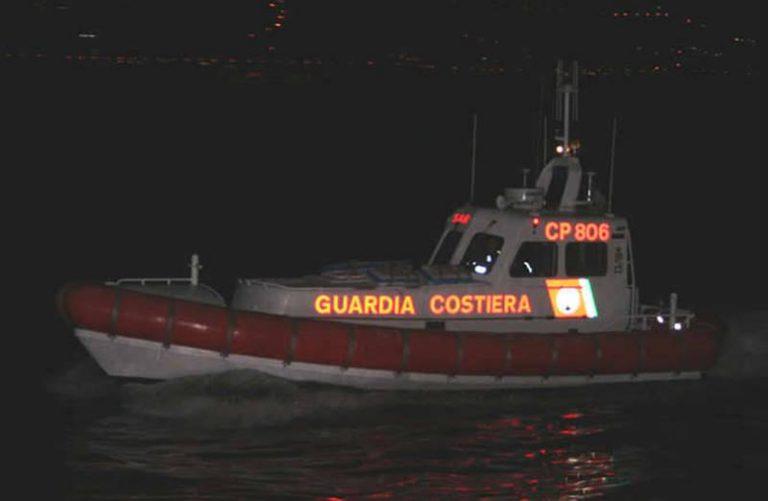 Giovane scomparso a Briatico, la Guardia costiera avvia ricerche in mare