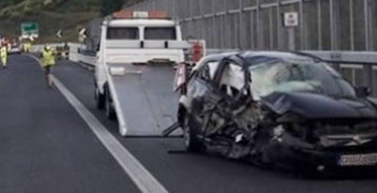 Investito da un'auto in contromano sull'A2, Briatico piange Antonio Staropoli