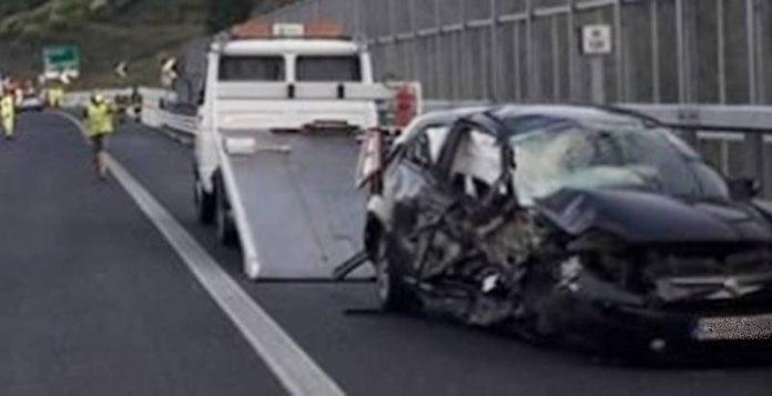 L'incidente in cui è rimasto coinvolto Staropoli